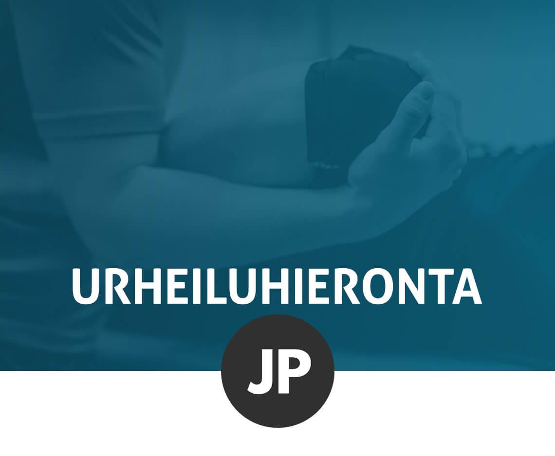 Hieroja Kuopio Hieronta - Urheiluhieronta JP - pääkuva